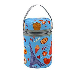 Practical Kids Bag Portable Stew Beaker Bag, E(15*9CM)
