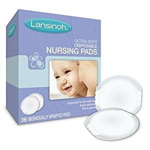 Lansinoh First Days Ultra Soft Nursing Pads, 20250 - 36 Each