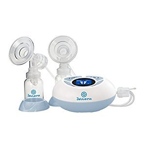 BelleMa Melon Comfort Double/Single Electric Breast Pump, 3 Pound
