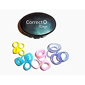 Correcto Rings - For flat nipple correction or Inverted nipples
