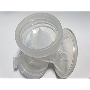 Maymom Breast Pump Kit for Medela Pump in Style Pumps; 2 Breastshields, 2 Valves, 4 Membranes, & 2 Tubes for Pump in Style Advanced Sold After July 2006; Replacement Parts for Medela Breast Shield, Medela Tubing, Valves and Membranes
