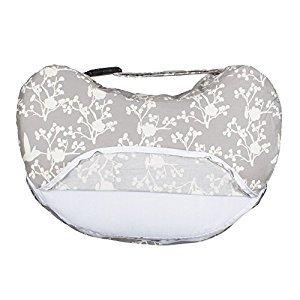Bebe au Lait Premium Cotton Nursing Pillow Slipcover, Nest