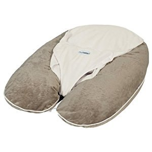 Candide Baby  Multirelax 3 in 1 Maternity Cushion Pillow, Hazel/Ivory