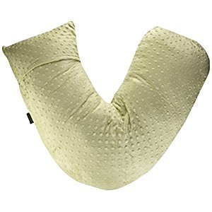 Jolly Jumper - Boomerang Nursing Pillow (Colors May Vary)