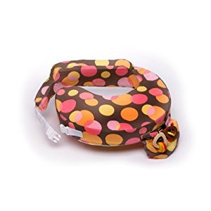 My Brest Friend Slipcover, Warm Dots