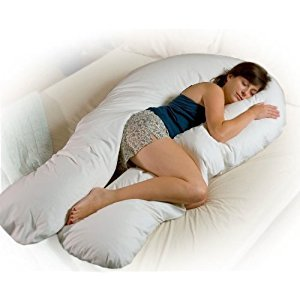 Petite Comfort U Total Body Support Pillow (Petite)