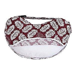 Bebe au Lait Premium Cotton Nursing Pillow Slipcover, Camille
