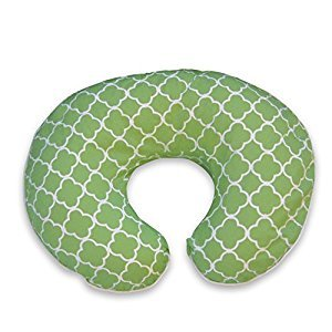 Boppy Pillow Slipcover, Classic Plus Trellis Green