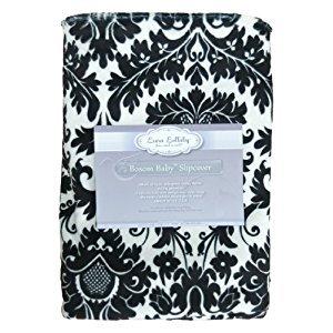 Bosom Baby Nursing Pillow Slip Cover, Dynasty Black