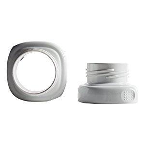 Hegen PCTO Wide Neck Breast Pump Adapters (2-pack)