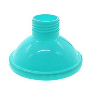 HuaYang New Portable 3 Layer Baby Infant Food Milk Powder Bottle Box Dispenser Container Blue