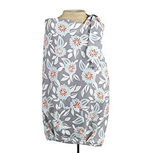 Balboa Baby 10231 Nursing Cover, Grey