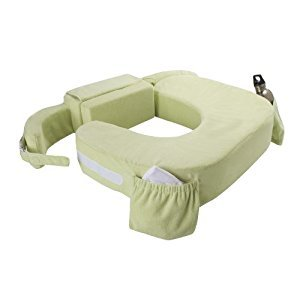 My Brest Friend Deluxe Slipcover for Twin Plus Pillow, Green