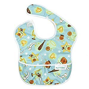 Bumkins Waterproof Superbib, All Star