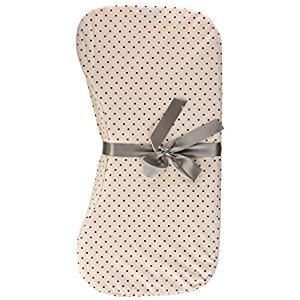 Kushies N940G Nursing Pillow, Pink Polka Dots