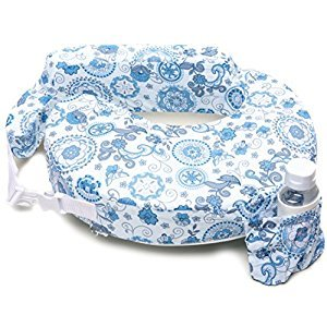 My Brest Friend Nursing Pillow, Starry, Sky Blue