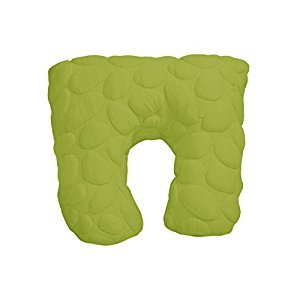 Nook Sleep Niche Feeding Pillow, Lawn