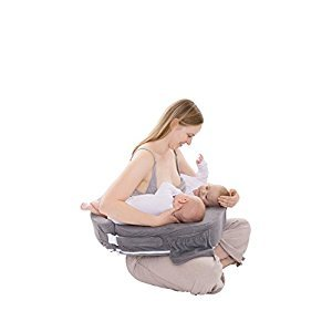 Nook Sleep Niche Feeding Pillow, Misty