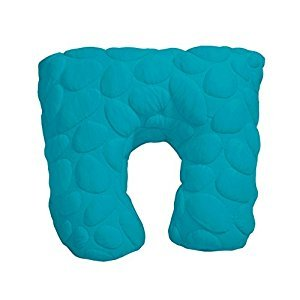Nook Sleep Niche Feeding Pillow, Peacock