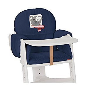 Herlag H5075-242 High Chair Cushion for Tipp Topp IV