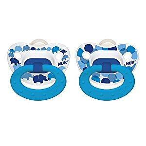 Nuk Fashion Orthodontic Pacifier, Size 3