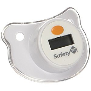 Safety 1st 0012346B Digital Pacifier Thermometer Celsius