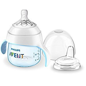 Philips AVENT My Natural Trainer Cup, 5 Oz, Blue