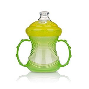 Nuby 4-in-1 Convert A Cup 8oz Green