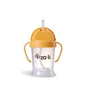 Zoli Bot Sippy Cup (Orange)