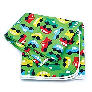 Bumkins Waterproof Splat Mat, on the Go