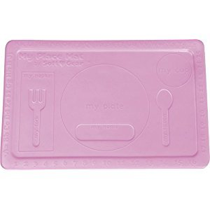 Soft Gear My Placemat, Pink