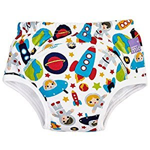 Bambino Mio Potty Training Pants, Outer Space, 3+ Years