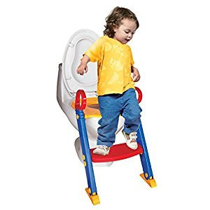 Chummie Joy Potty Training Ladder Step up Seat for Boys and Girls