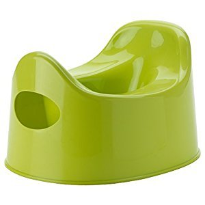 IKEA LILLA CHILDRENS GREEN POTTY - BRAND NEW