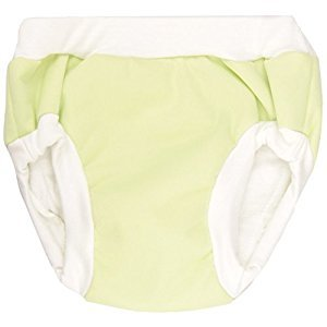 Kushies Baby PUL Training Pant-Green-Medium