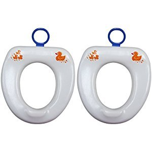 Mommy's Helper Contoured Cushie Tushie Potty Seat, 2 Count