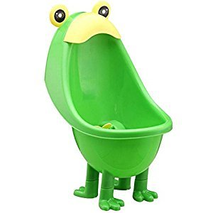 PP Potty Training Boy Baby Potty Chair Toilet Seats Bathroom Accessories Green