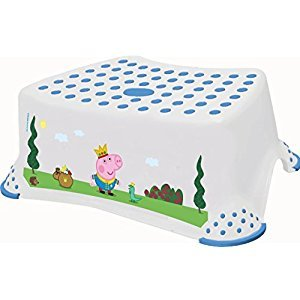 Solution Step Stool - George Pig