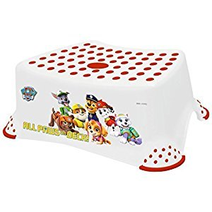Solution Step Stool - Paw Patrol