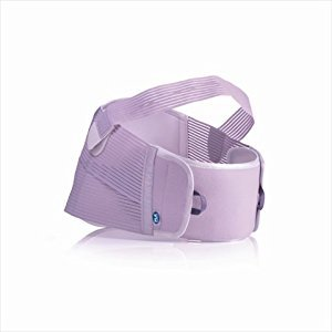 FLA Orthopedics 7278902 Fla For Women Maternity Support Belt Lavender, Large