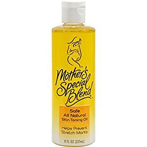 Mountain Ocean HG0580027 8 fl oz Mothers Special Blend Skin Toning Oil