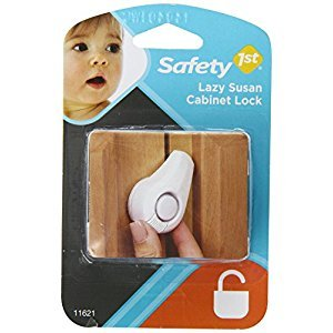 Safety 1st - Lazy Susan Cabinet Lock (1/Pk)