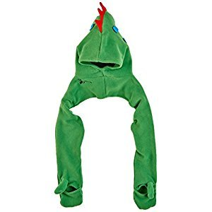 Olie The Minkey Dino, Green, 3T-4T