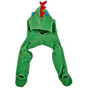 Olie The Minkey Dino, Green, 6-12 Months