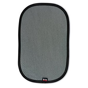 Britax EZ-Cling Sun Shades, Black, Pack of 2
