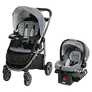 Graco Modes Click Connect Travel System, Echo