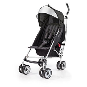 Summer Infant 3D Lite Stroller, Black