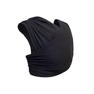 JJ Cole Agility Stretch Carrier, Black, Medium