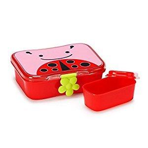 Skip Hop Zoo Lunch Kit, Livie Ladybug
