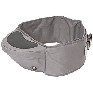 Hippychick Hip Seat - Grey